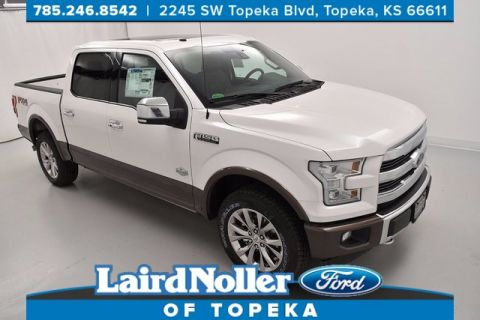 New 2017 Ford F-150 King Ranch 4WD