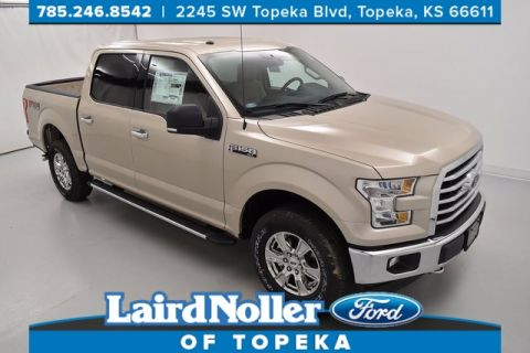New 2017 Ford F-150 XLT 4WD