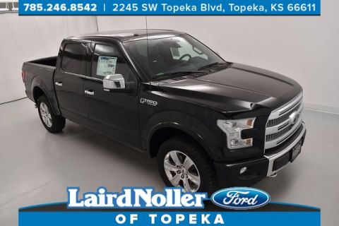 New 2017 Ford F-150 Platinum 4WD